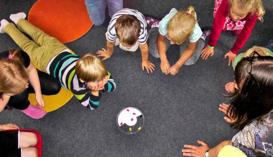 Les métiers du social dans le secteur de l'enfance