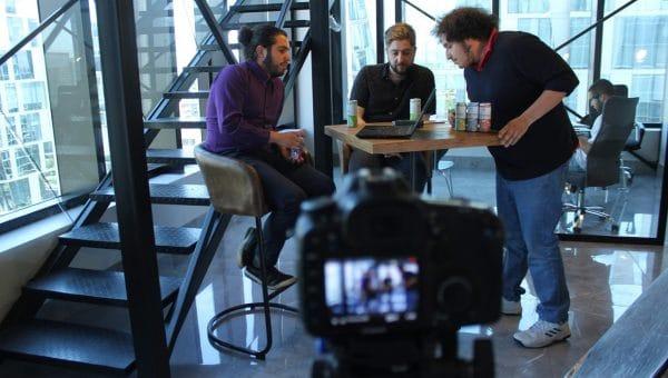 Et si vous réalisiez une vidéo pour votre entreprise ?